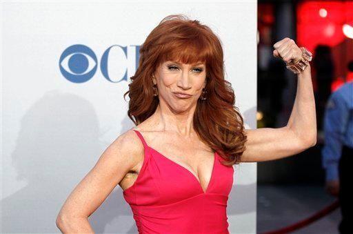 Kathy Griffin's Bravo talk show,
