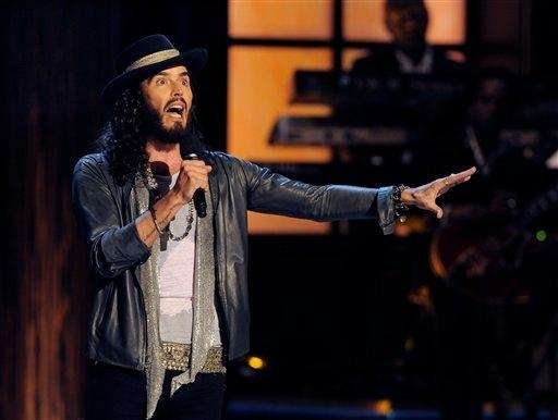FX teamed up with Russell Brand to host