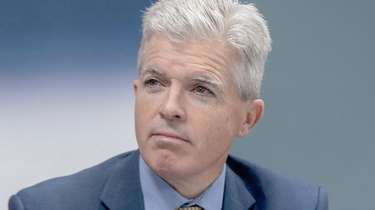 Suffolk County Executive Steve Bellone on Jan. 11,