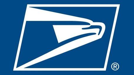 United States Postal Service logo.