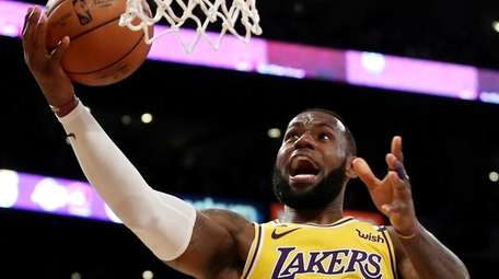 LeBron James and Lakers return to action against
