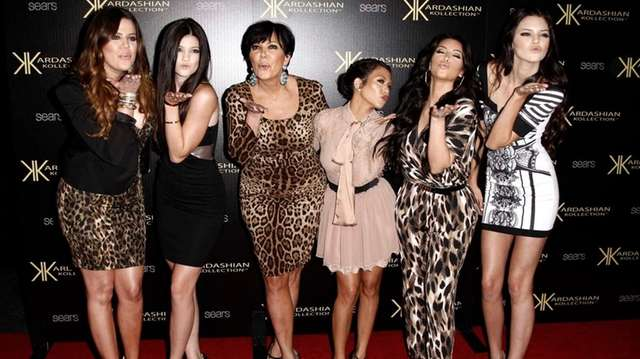 """Keeping Up with the Kardashians"" Since their show's"