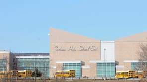 Sachem High School East on Granny Road in
