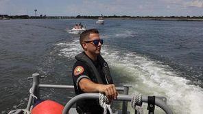 Nassau Police have stepped up patrols - on