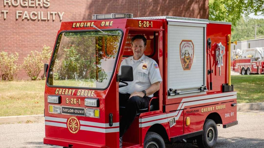 Fire Island's Cherry Grove Fire Department will name