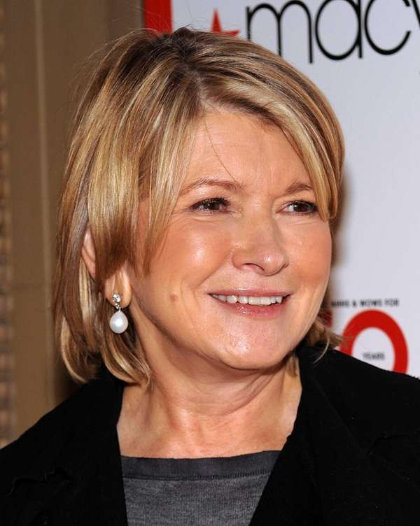 Domestic diva Martha Stewart took the stand in