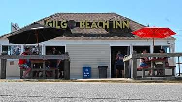 Nostalgia rules at the Gilgo Beach Inn, the