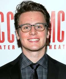 "Broadway actor and former ""Glee"" guest star Jonathan"