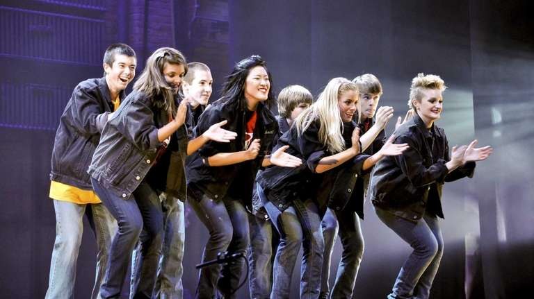 Tap Kids is performed at 4 p.m. Sunday,