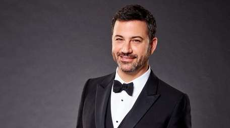 Jimmy Kimmel will host of the virtual Emmy