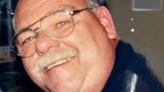 Joseph Funk died in May of the coronavirus.