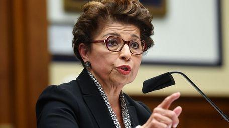 Administrator of the Small Business Administration Jovita Carranza