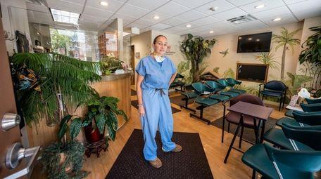 Dr. Eve Meltzer Krief of Huntington Village Pediatrics,