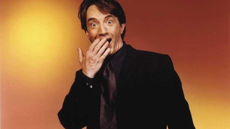 Comedian Martin Short on Comedy Central's