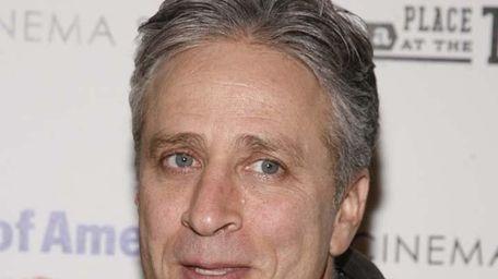 Jon Stewart attends a screening of