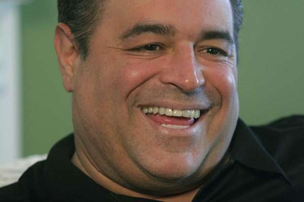 "Joseph R. Gannascoli, aka Vito Spatafore on ""The"