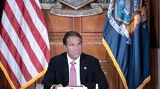 Gov. Andrew M. Cuomo added states to the