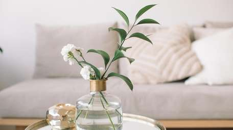 Little styling tricks can turn your house into