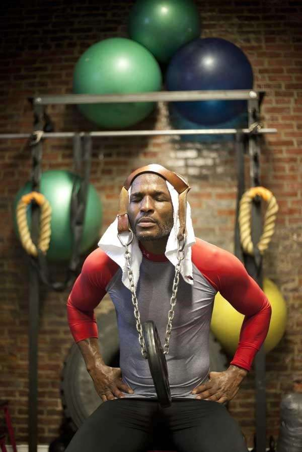 Bernard Hopkins (HOGAN PHOTOS/GOLDEN BOY PROMOTIONS)