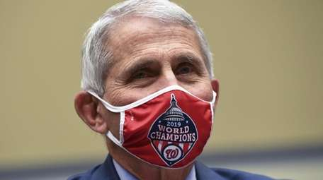Anthony Fauci, director of the National Institute of