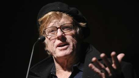 Robert Redford is among a growing number of