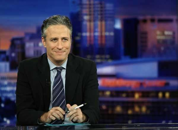 Comedy Central's Jon Stewart of quot;The Daily Showquot;