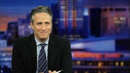 Comedy Central's Jon Stewart of