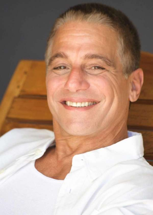Actor and performer Tony Danza will bartend at
