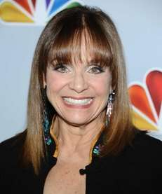 Actress Valerie Harper attends NBC's taping of quot;Betty