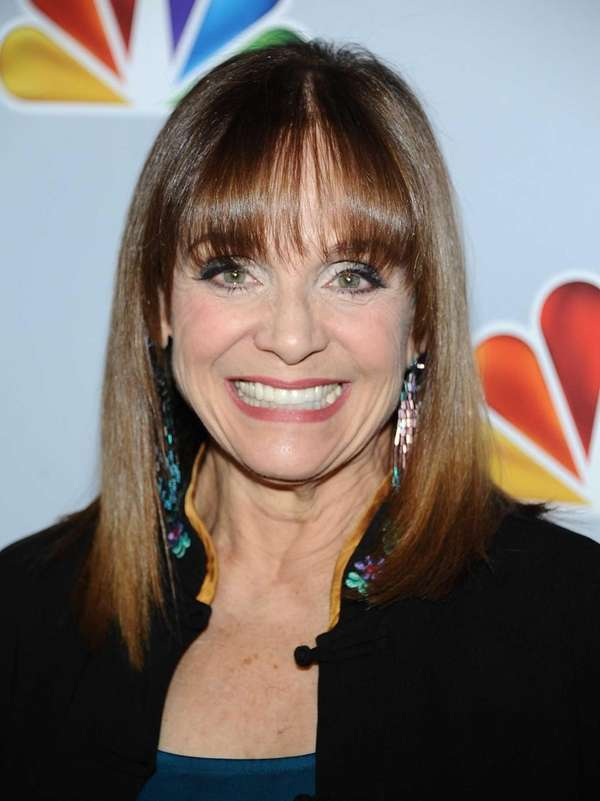 "Actress Valerie Harper attends NBC's taping of ""Betty"
