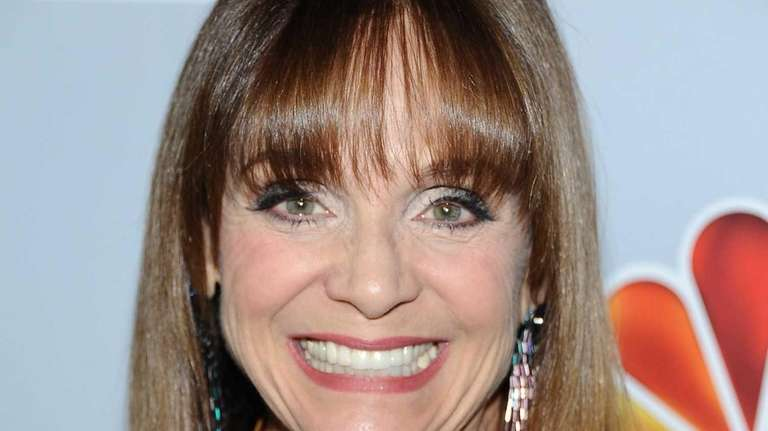 Actress Valerie Harper attends NBC's taping of