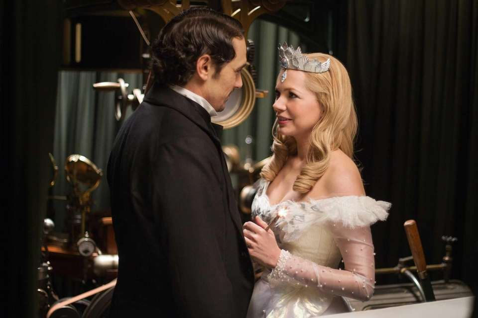 This film image released by Disney Enterprises shows