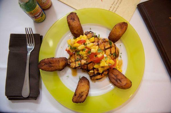 Maria's pollo a la parrilla, grilled chicken breast