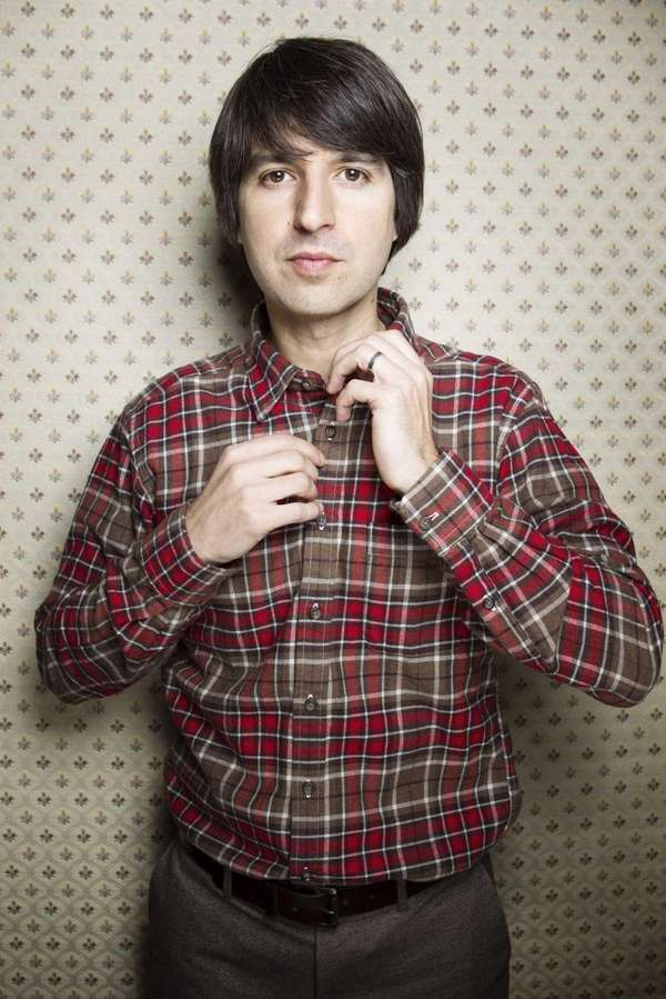 "Demetri Martin from the film ""In A World"""