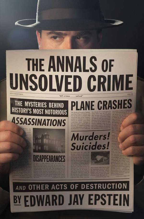 """The Annals of Unsolved Crime"" by Edward Jay"