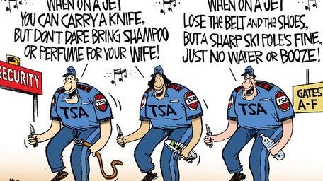 New TSA Rules
