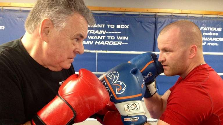 Rep. Peter King squares off with NY State