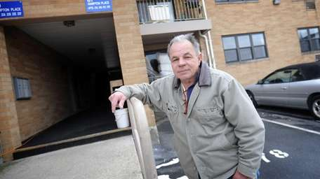 Arthur Vercelletto hopes a federal grant will help