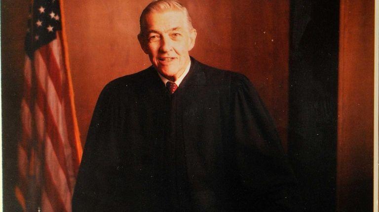 John Burke, who went on to become supervisor
