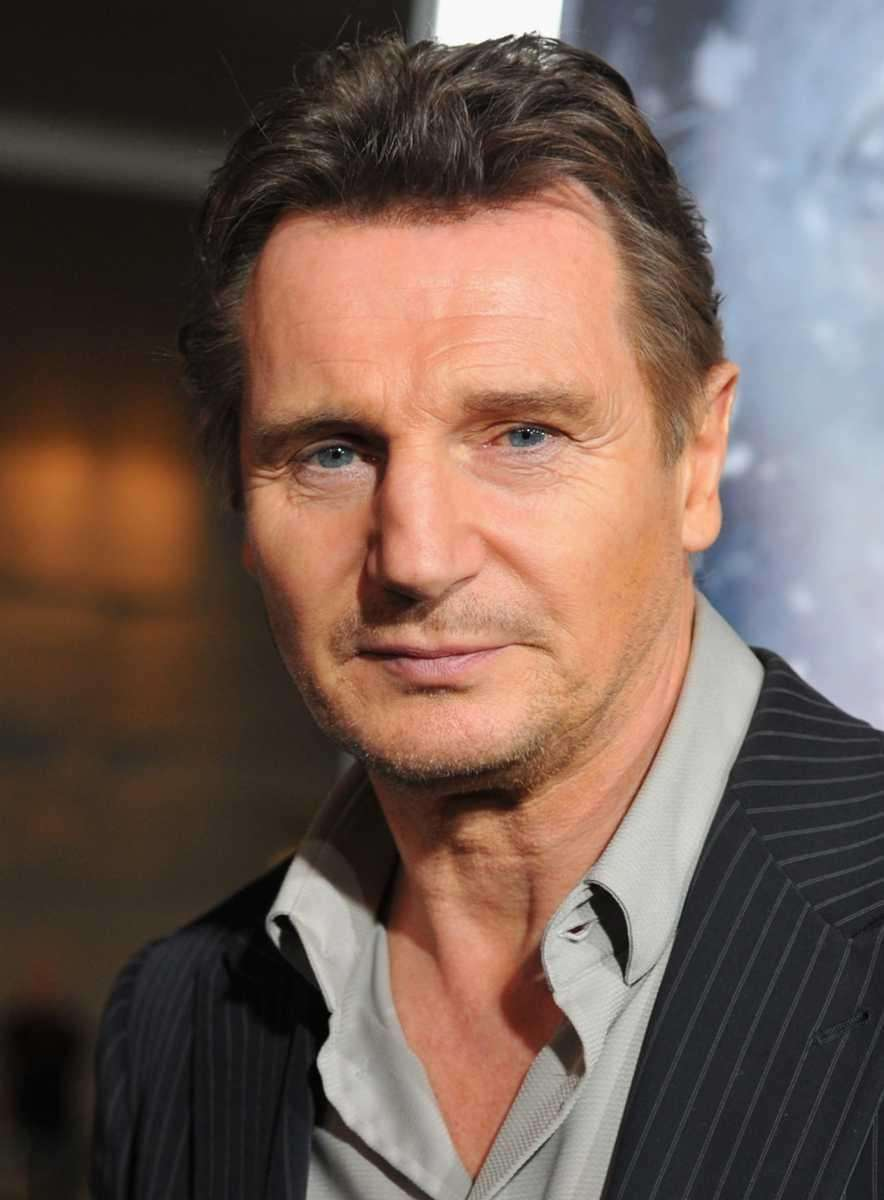 Liam Neeson hails from County Antrim in Northern