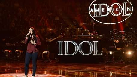 Kree Harrison performs Faith Hill's