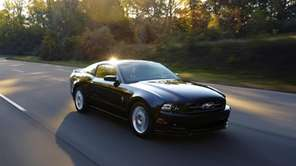 The 2013 Ford Mustang GT may be the