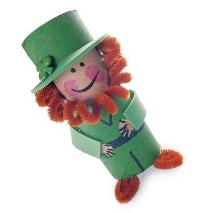 Try this St. Patrick's Day-inspired craft from Spoonful.com,