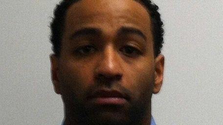 Nassau County district attorney investigators arrested Christopher Finley,