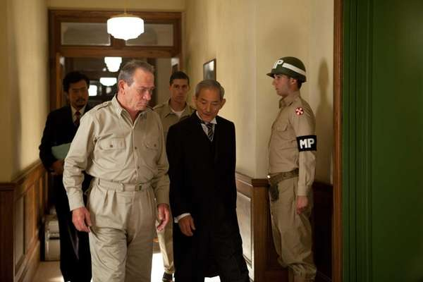 Tommy Lee Jones stars as Gen. Douglas MacArthur