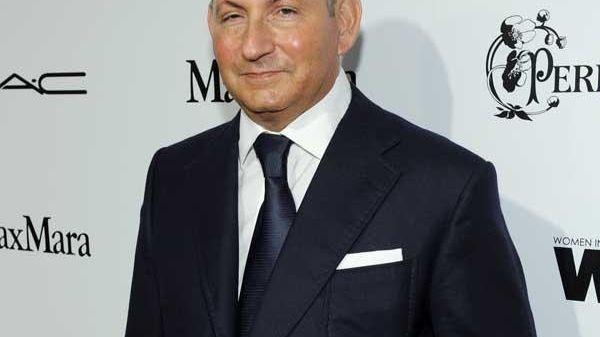 John Demsey, president of Estee Lauder