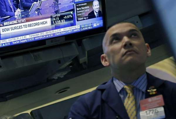 Record highs for the Dow have boosted stock