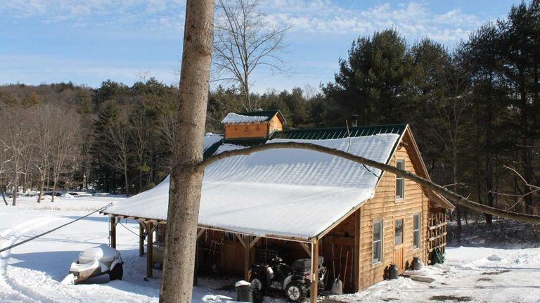 Platte Creek Maple Farm in Saugerties offers tours,