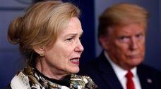 Dr. Deborah Birx, White House coronavirus response coordinator,