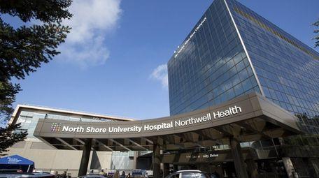 North Shore University Hospital in Manhasset.